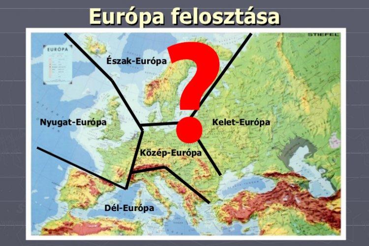 Hol van ma Közép-Európa