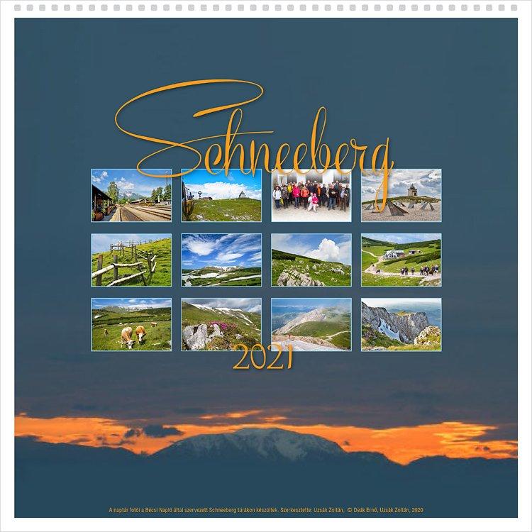 Schneeberg kalendárium