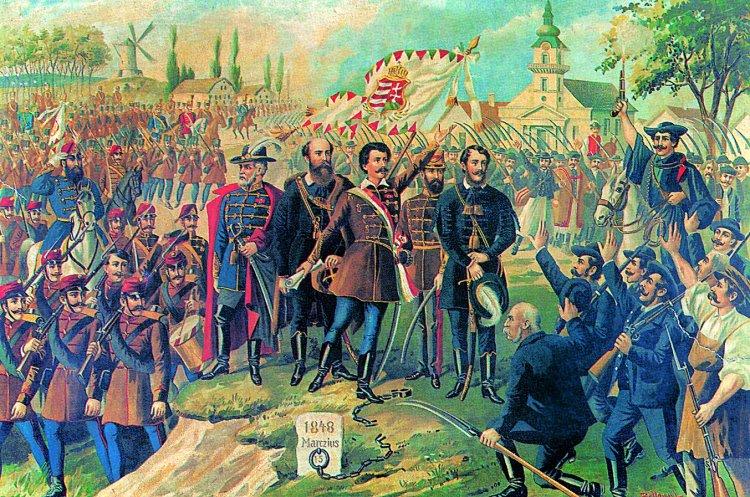 Márciusi ifjak 1848