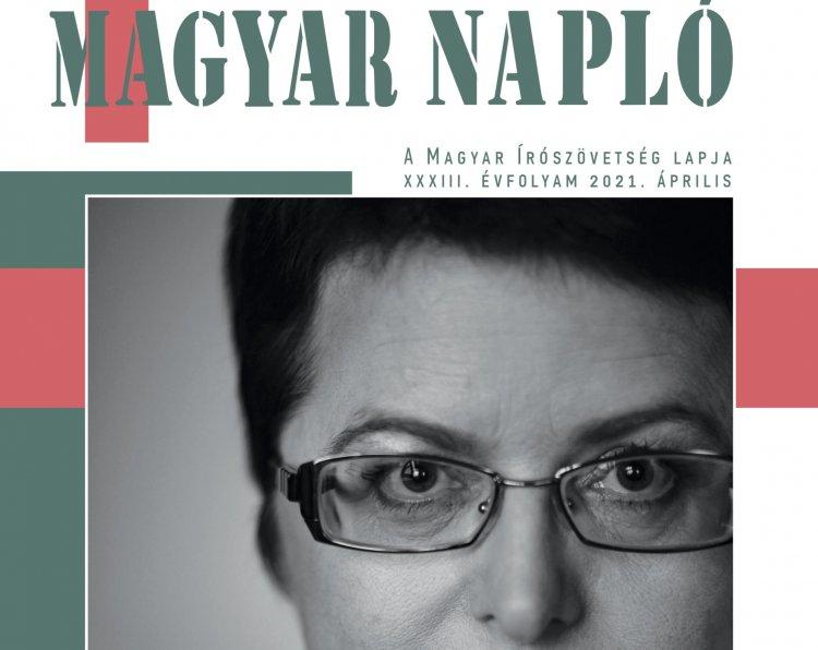 Megjelent a Magyar Napló áprilisi száma