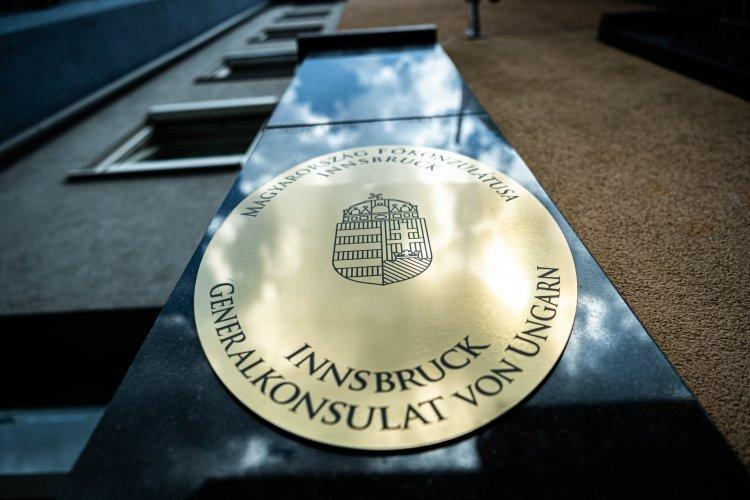 Innsbruckban új székhelyen van Magyarország főkonzulátusa