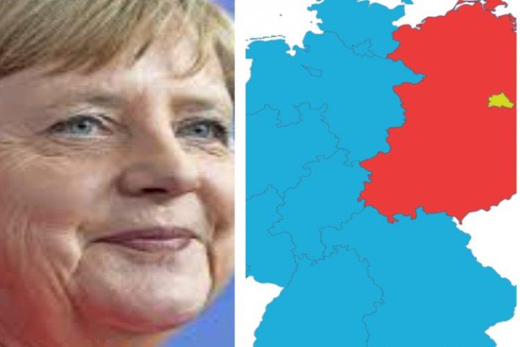 Angela Merkel az egyesült Németország élén