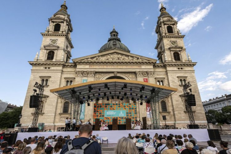 52. Nemzetközi Eucharisztikus Kongresszus Budapesten